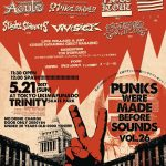 PUNKS WERE MADE BEFORE SOUNDS vol.26  2017/5/21 SUN