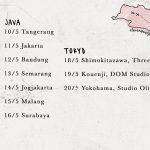 XINGFOO & ROY(マレーシア)来日ツアー 5/18〜
