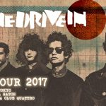 At The Drive In 来日 9/19~