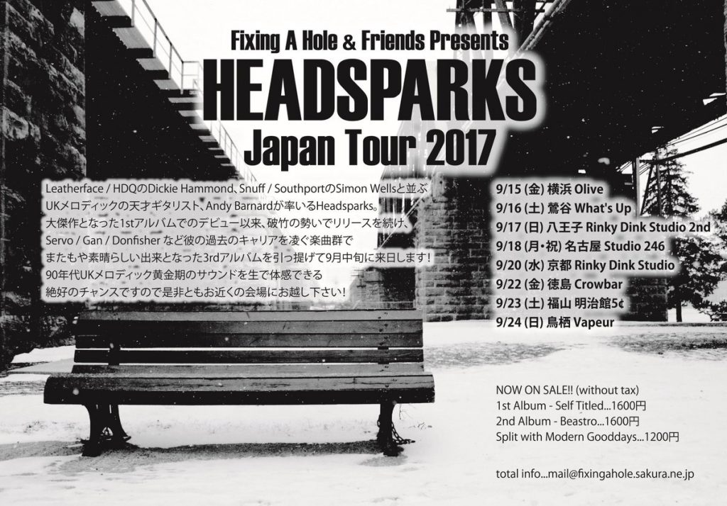 Headsparks