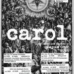 CAROL JAPAN TOUR予習コース「めくるめくブレーメンコアの魅力をあなたに」